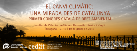1st Catalan Conference of Environmental Law